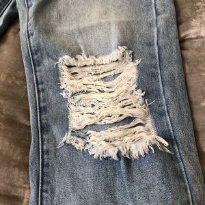Shop Stevie Monkey Ride Boyfriend Jean
